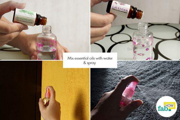 essential oils negative energy