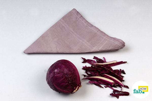 Red cabbage dye final