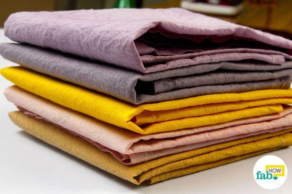 Make natural dye final