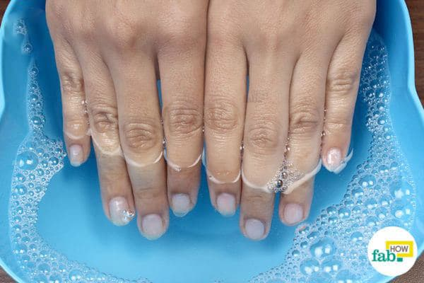 How To Clean And Maintain Your Fingernails Fab How