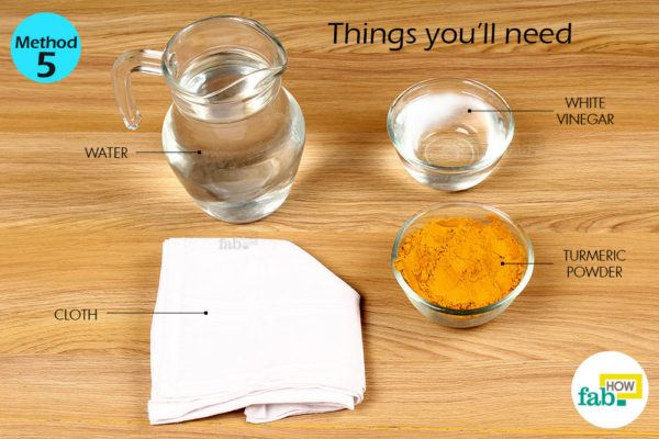 Turmeric dye thingsneed