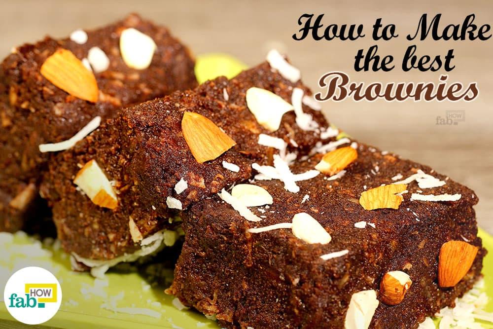 Make best brownies