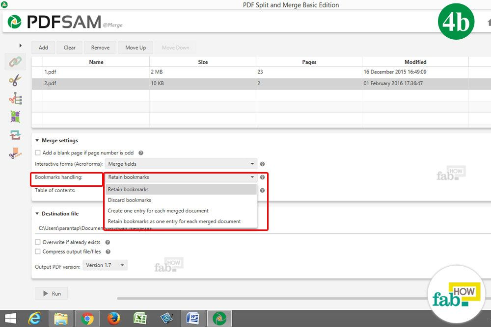 how to make changes in pdf file