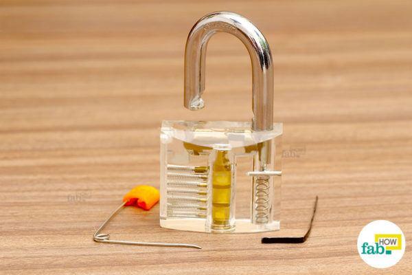 Pick a lock final