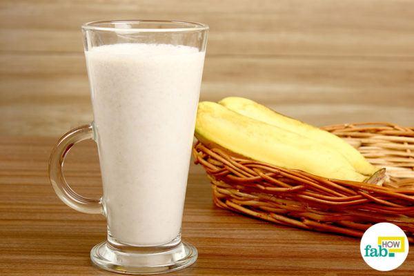 Banana oats protein shake- final