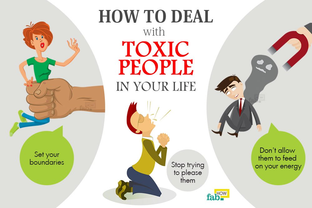 How to Deal With Toxic Relationships in Church