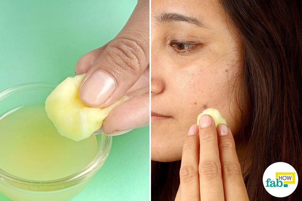 lemon juice facial jpg 1152x768