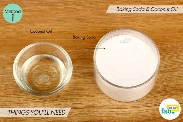 Coconut water-method things need