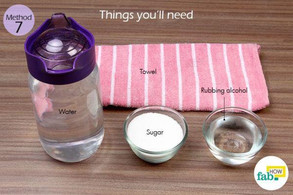 Method 7 things need