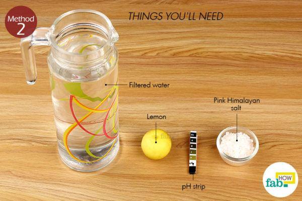 Using pink himalayan salt things need
