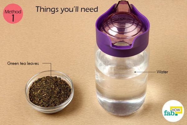 Method 1 things need