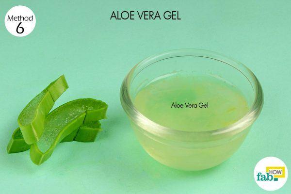 aloe vera gel for dark spots things need