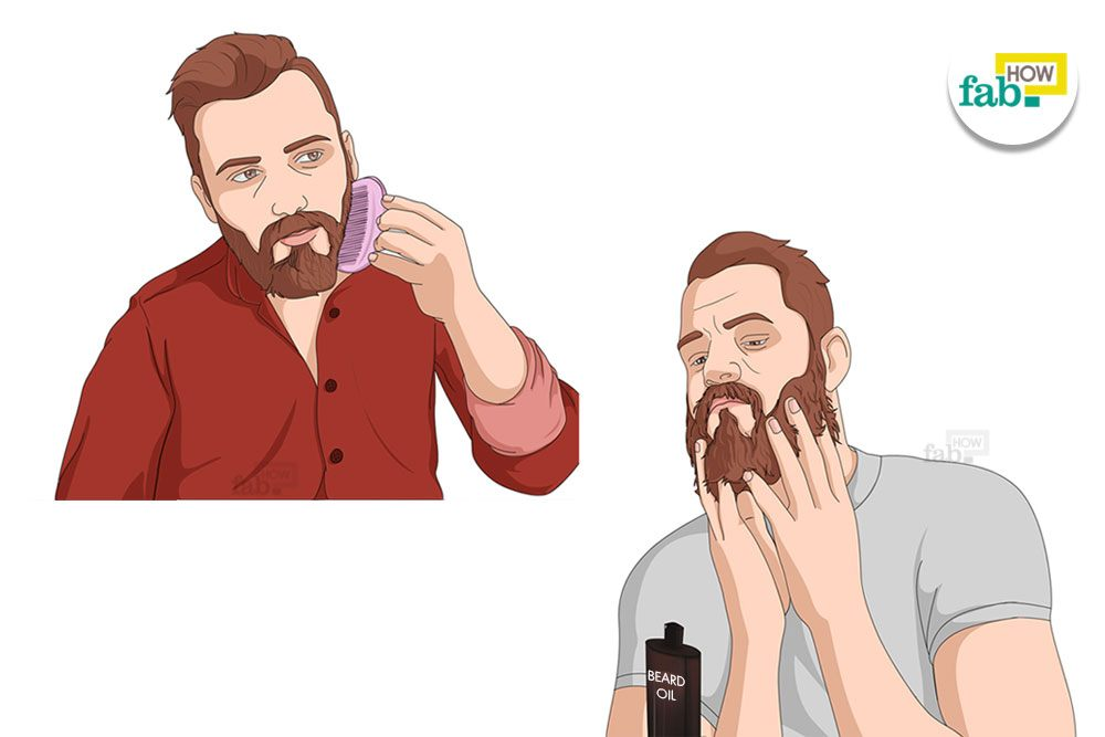 how to make your beard grow better