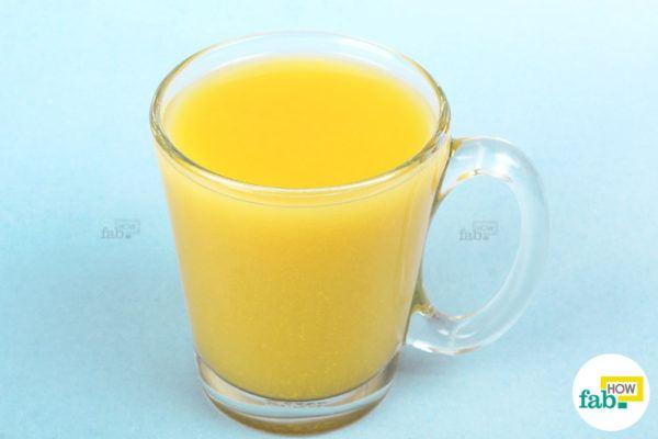 Drinking mustar solution Final