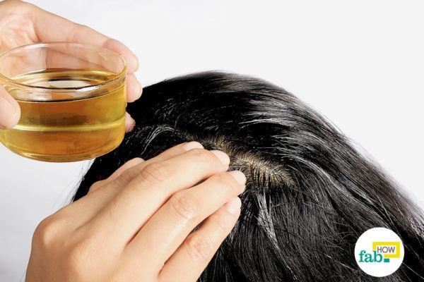 Coconut oil massage Final