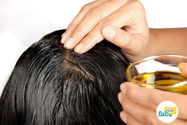 Olive oil massage Final