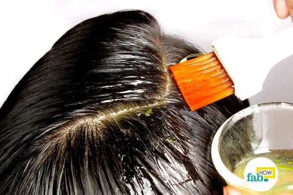 Aloe vera juice massage Final