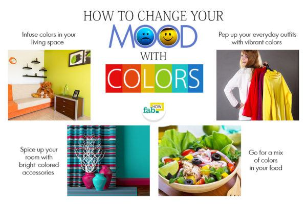 How to Change Your Mood with Colors