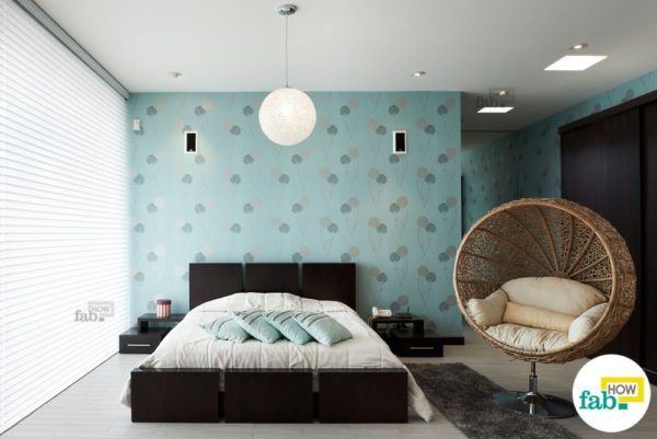Infuse colors in your living space