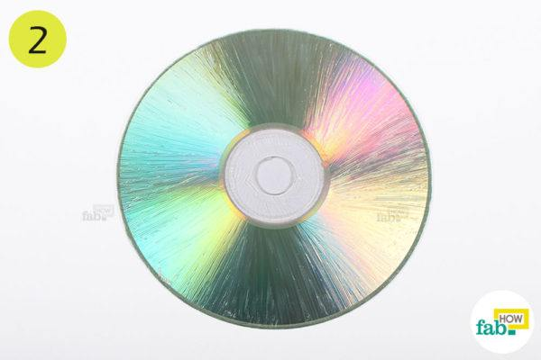 Leave CD for 10 minutes