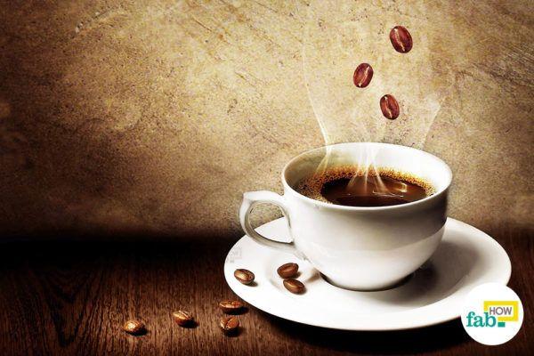 caffeine to stay awake