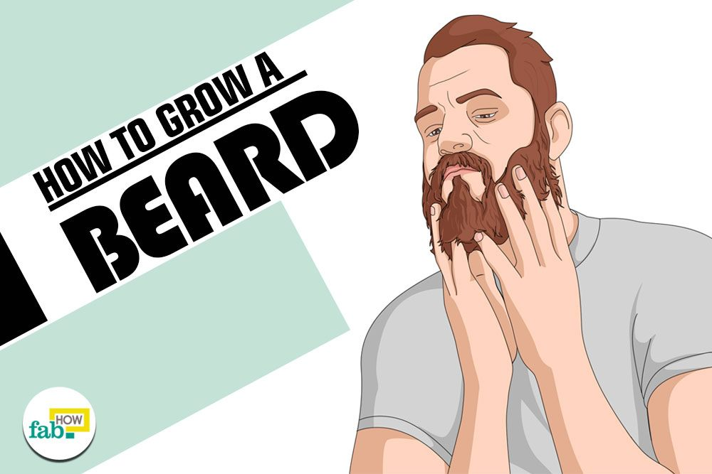 Grow beard faster better