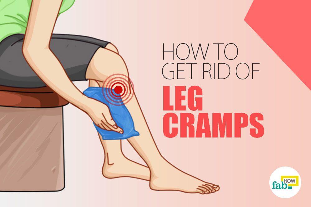 Get rid leg cramps