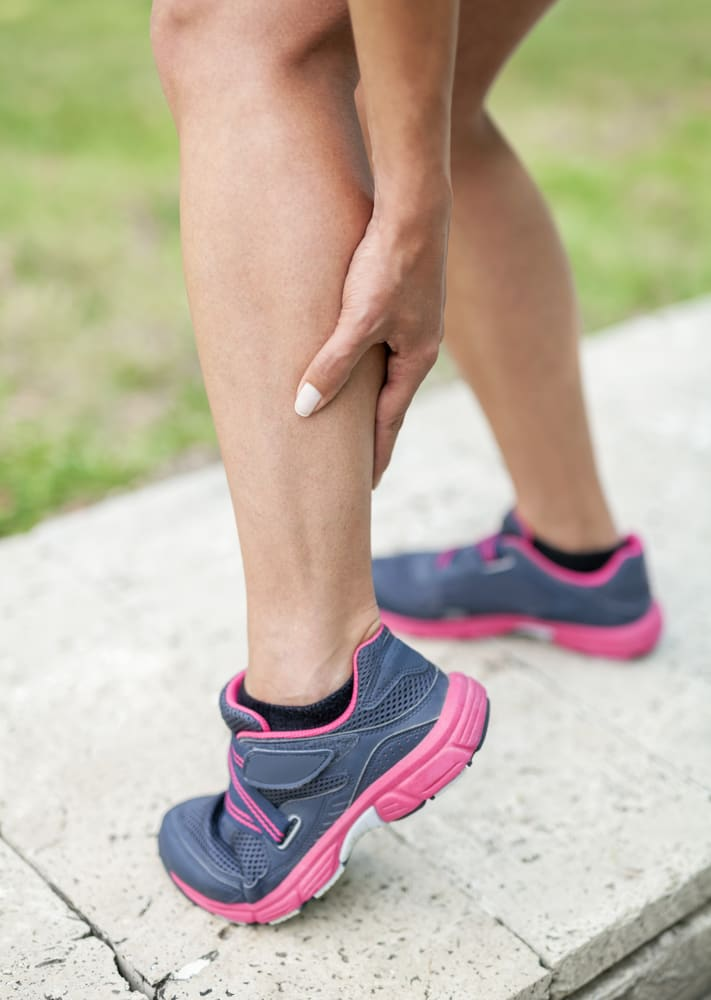 Natural Treatments For Leg Cramp Relief