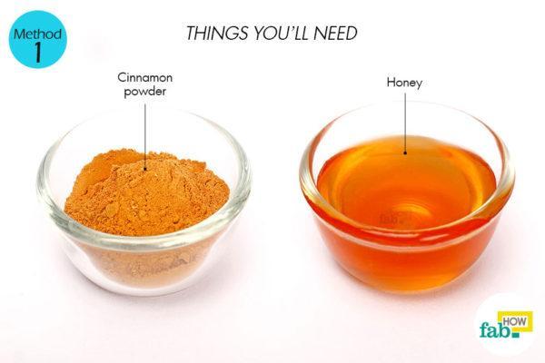 Honey and cinnamon things need