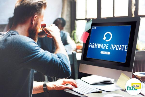 Upgrade your router firmwar