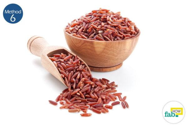 using red yeast rice