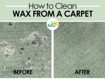 how to remove candle wax from carpet fast and easy. Black Bedroom Furniture Sets. Home Design Ideas