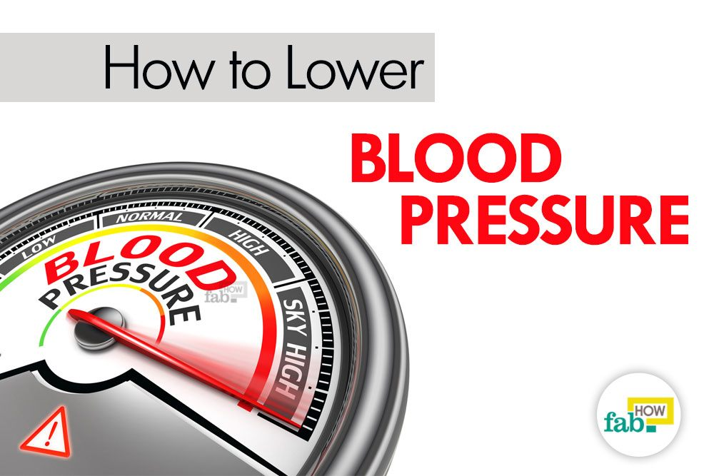 How to Lower Blood Pressure Fast without Medication