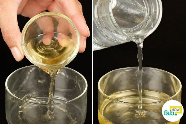 combine ACV and water