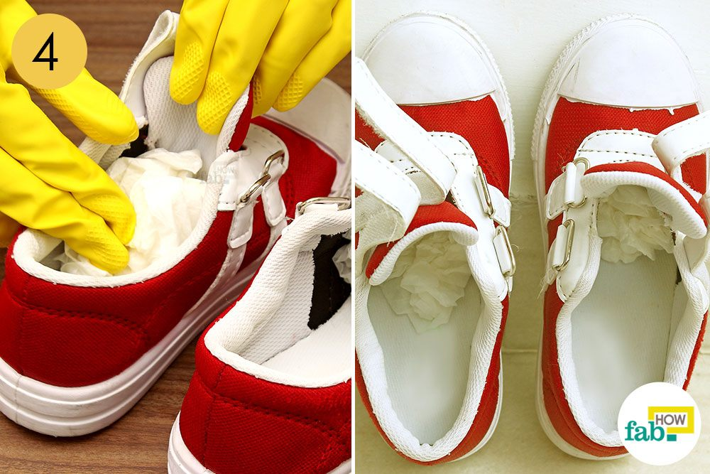 How To Clean Dirty Canvas Shoes And Make Them Look New