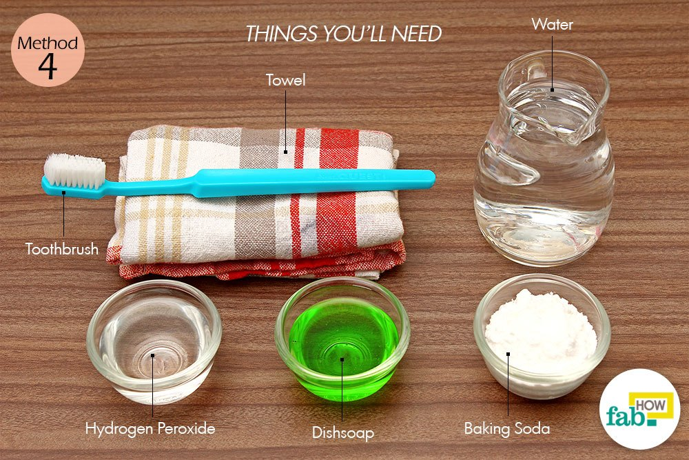 Dish soap– 2 tablespoons ...