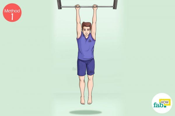 stretching exercise to grow taller