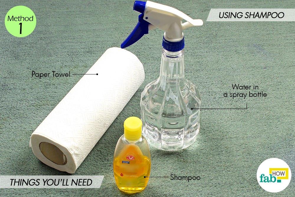 shampoo paper