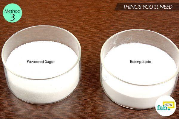 baking soda to kill ants