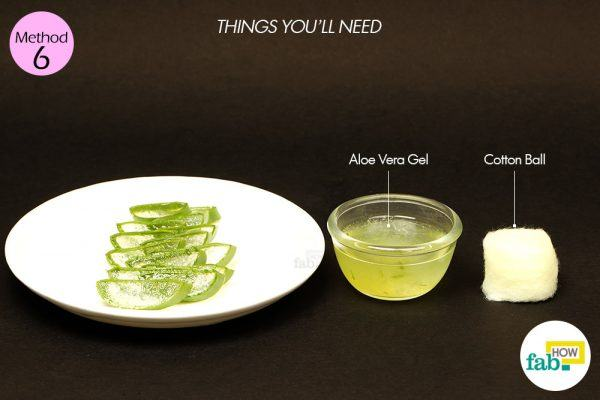 aloe vera gel for oily skin