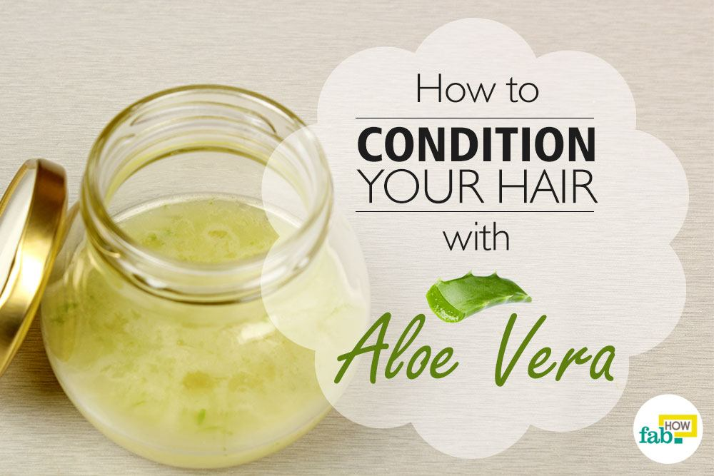 aloe vera hair conditioner