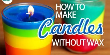 feature - candles without wax