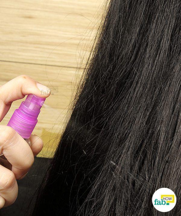 hair static
