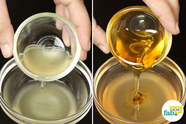 honey and lemon juice to treat wrinkles