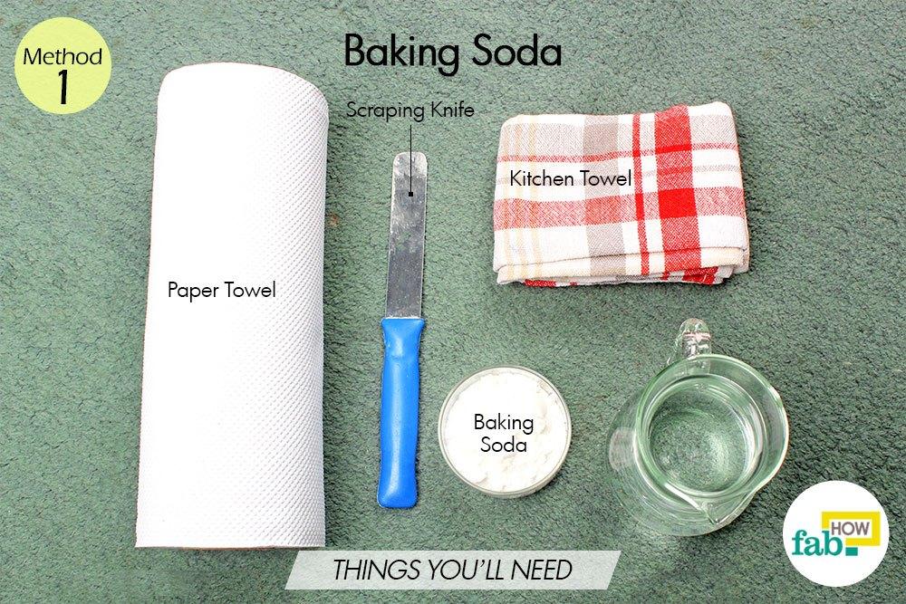 Vomit Carpet Smell Baking Soda Meze Blog
