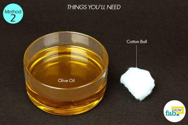 olive oil for wrinkles