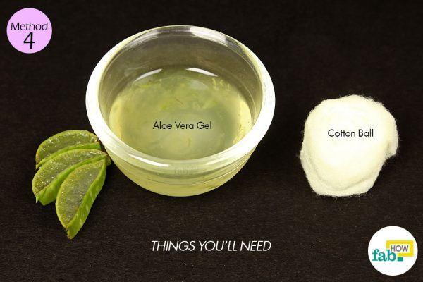 aloe vera for wrinkles