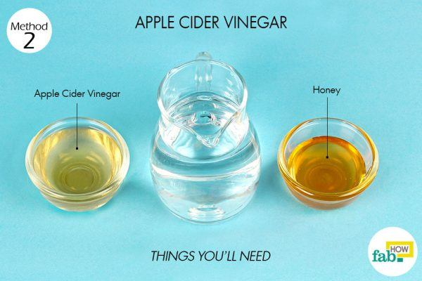 ACV for age spots things need