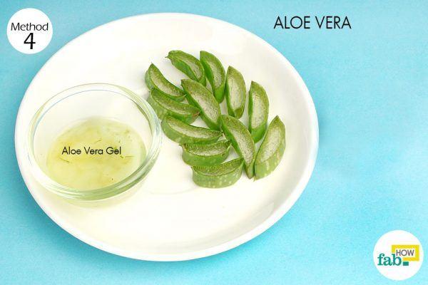aloe vera for age spots things need