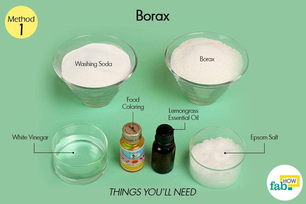How to Make DIY Dishwasher Detergent Pods (Borax Free